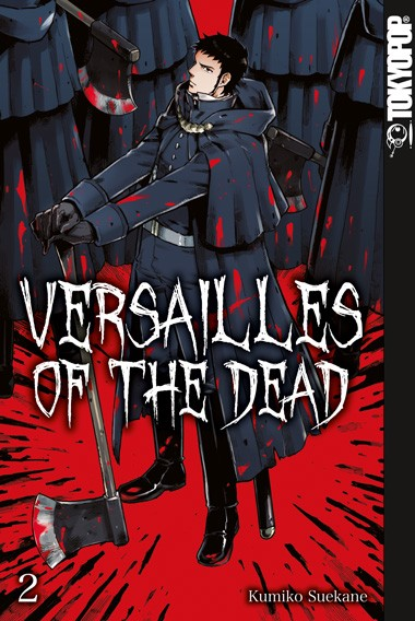 Versailles of the Dead 02