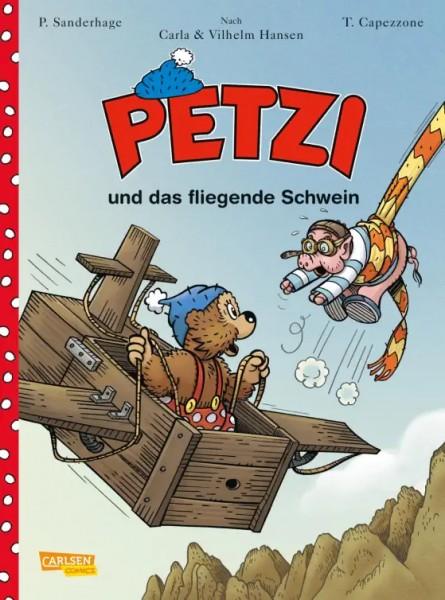 Petzi - Der Comic 2: Petzi-Comic, Band 2