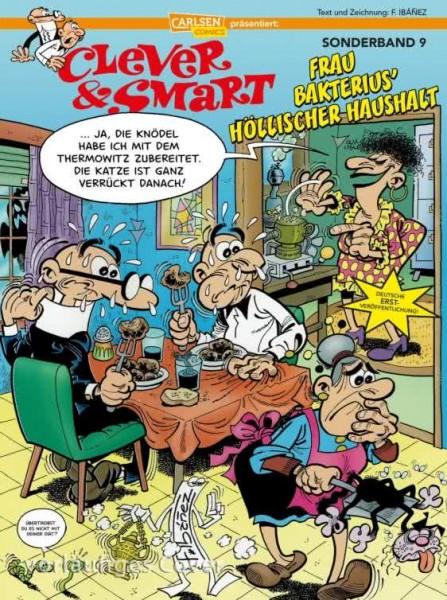 Clever und Smart Sonderband 9: Frau Bakterius höllischer Haushalt