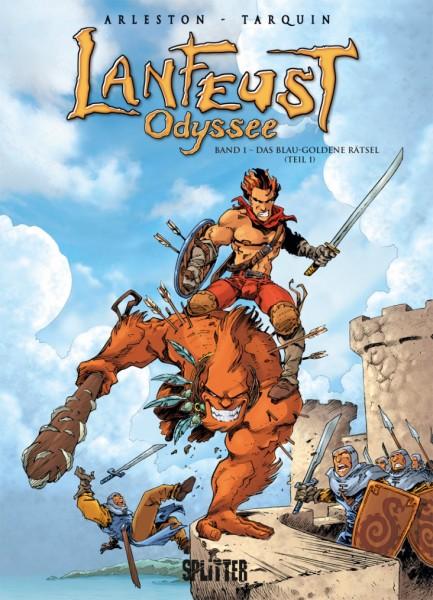 Lanfeust Odyssee 1
