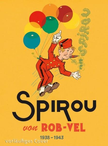 Spirou und Fantasio Gesamtausgabe - Classic 1: 1938-1943