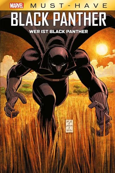 Marvel Must-Have - Black Panther - Wer ist Black Panther?