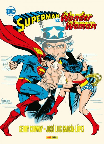 Superman vs. Wonder Woman