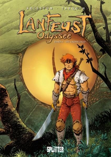 Lanfeust Odyssee 4