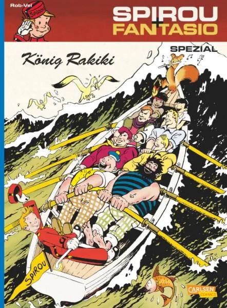 Spirou und Fantasio Spezial 17: König Rakiki