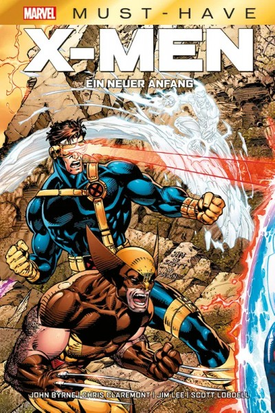 Marvel Must-Have - X-Men - Ein neuer Anfang