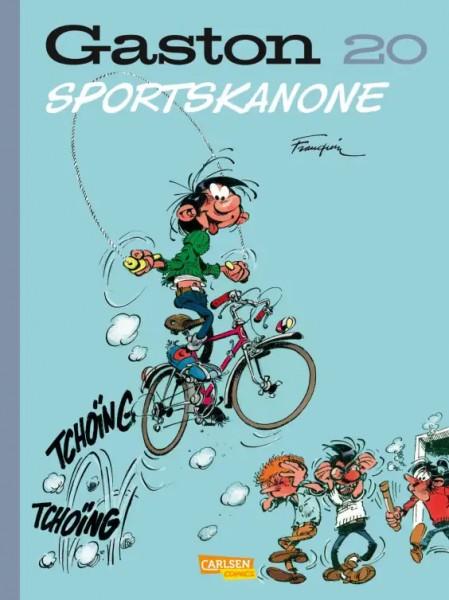 Gaston Neuedition 20: Sportskanone