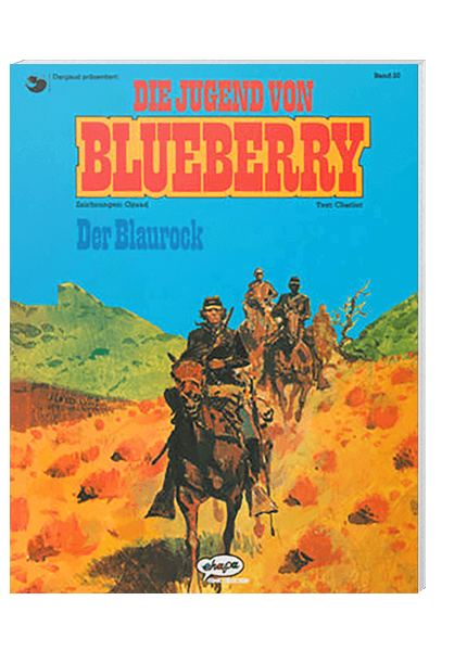 Blueberry 20 - Die Jugend (3)