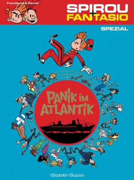 Spirou und Fantasio Spezial 11: Panik im Atlantik