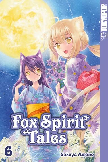 Fox Spirit Tales 06