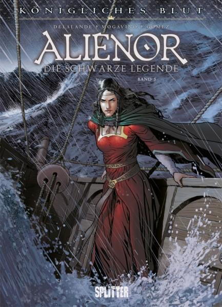Koenigliches Blut 7 - Alienor 5
