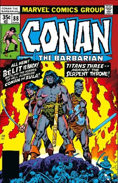 Conan der Barbar - Classic Collection 4