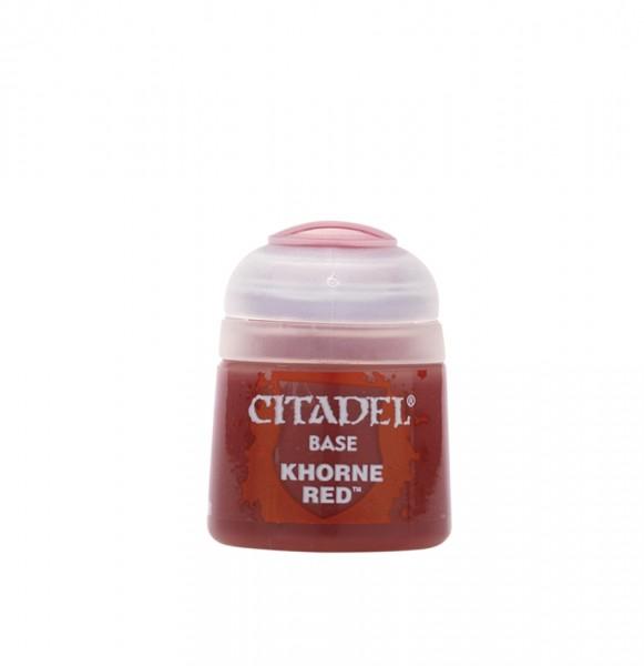 Base: Khorne Red (12 ml)