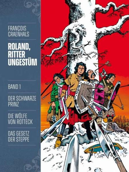 Roland Ritter Ungestuem 1 - Neue Edition