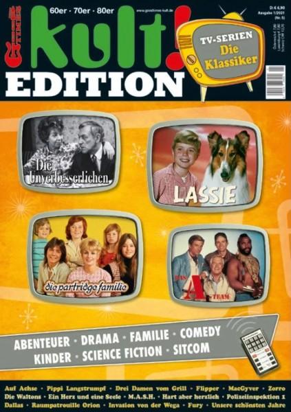 kult! Magazin - Edition 5 - TV Serien - Die Klassiker