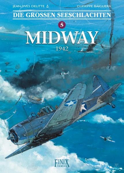 Die großen Seeschlachten 5 Midway