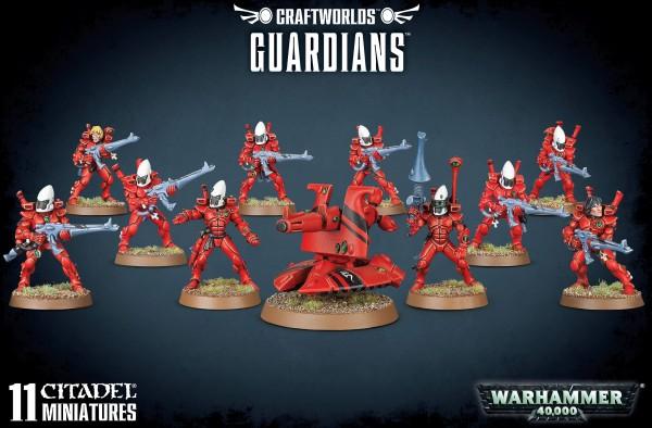 Craftworlds - Guardians