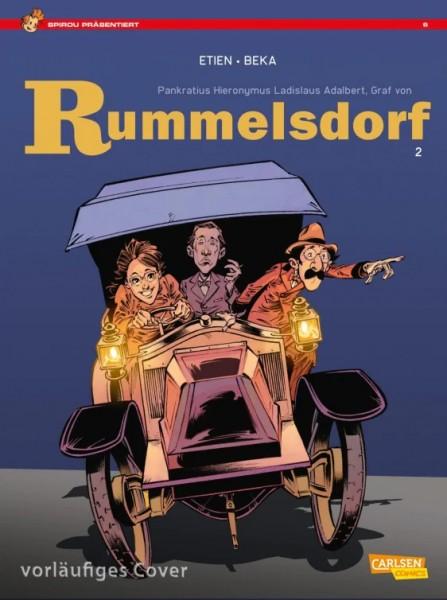 Spirou präsentiert 6: Rummelsdorf 2