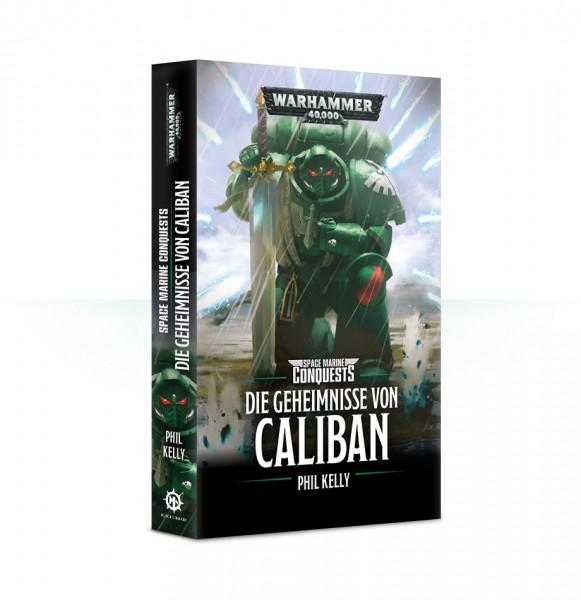 Space Marine Conquest: Die Geheimnisse Von Caliban (PB)