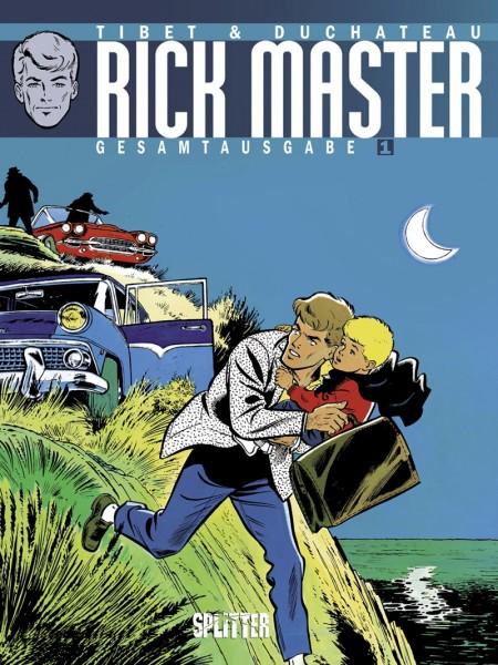 Rick Master Gesamtausgabe 01