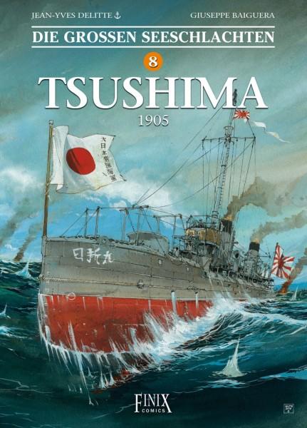 Die großen Seeschlachten 8 Tsushima 1905