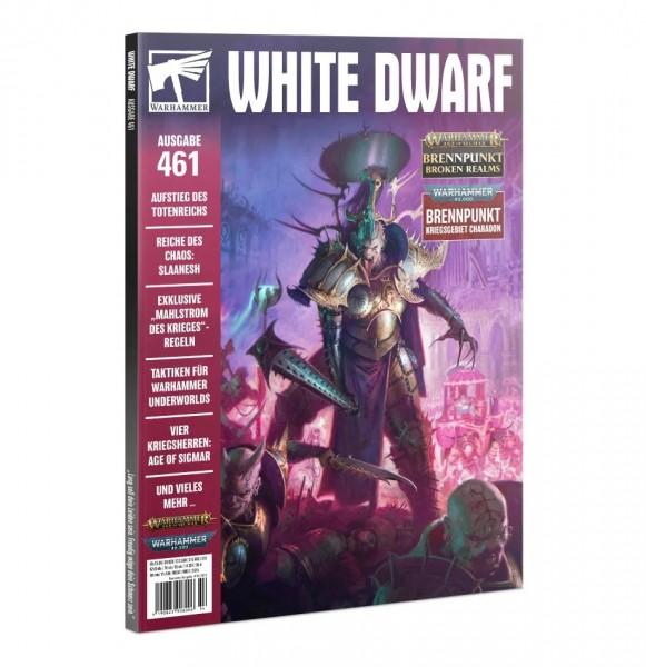 White Dwarf 461 (Deutsche Ausgabe)