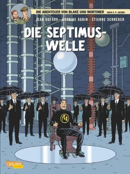 Blake und Mortimer 19: Die Septimus-Welle