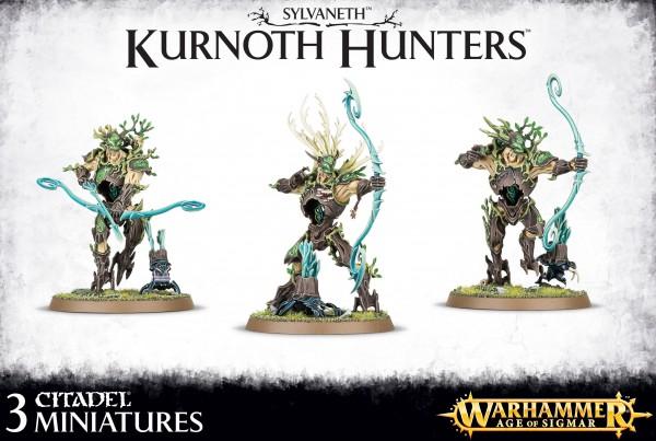 Sylvaneth - Kurnoth Hunters