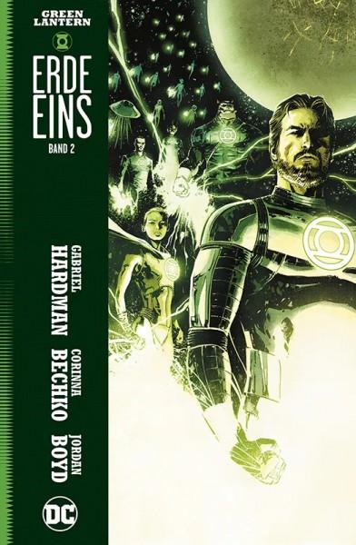 Green Lantern - Erde Eins - Band 2