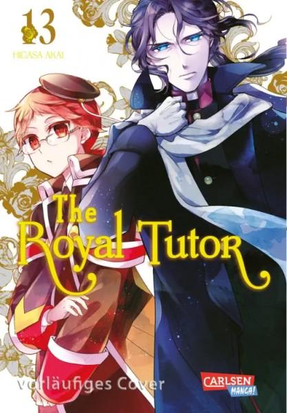 The Royal Tutor 13