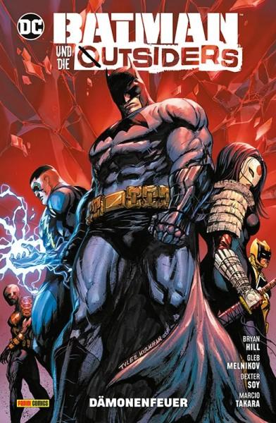 Batman und die Outsiders 3 - Dämonenfeuer