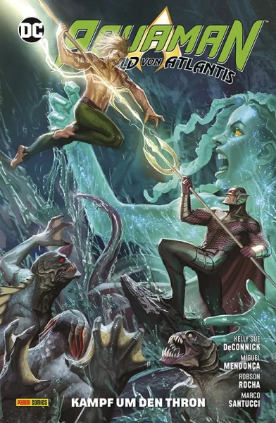 Aquaman - Held von Atlantis 4