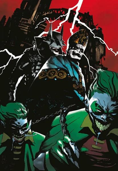 Batman Death Metal - Band Edition 2 - Ghost