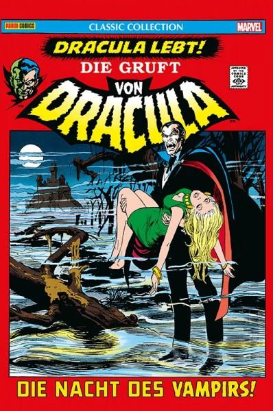 Die Gruft von Dracula - Classic Collection 1 - Die Nacht des Vampirs!