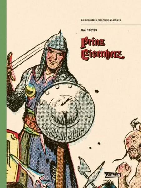 Die Bibliothek der Comic-Klassiker: Prinz Eisenherz