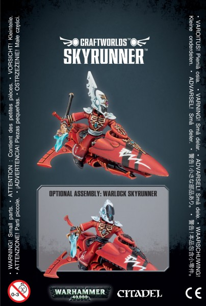 Craftworlds - Farseer Skyrunner / Warlock Skyrunner