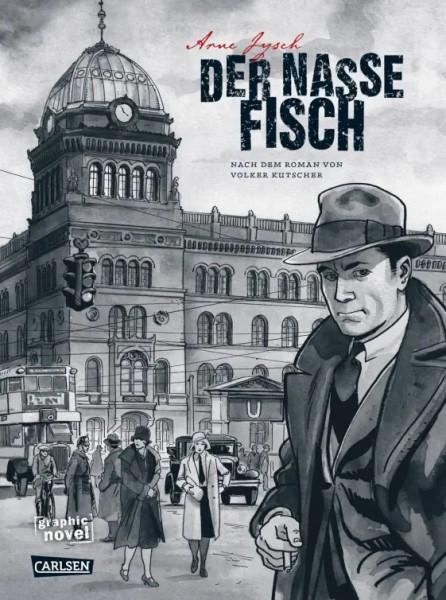 Der nasse Fisch - Die Gereon-Rath-Comics 1 (erweiterte Neuausgabe)