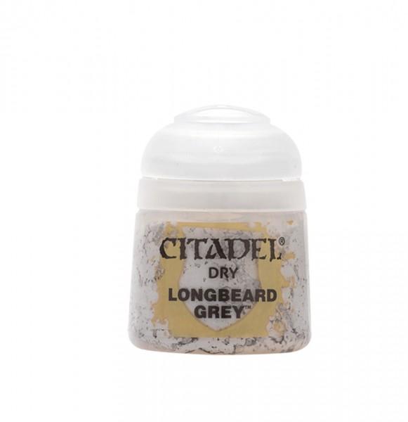 Dry: Longbeard Grey (12 ml)