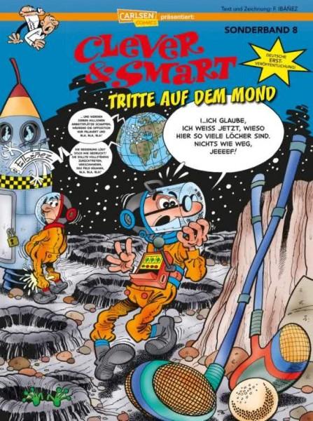 Clever und Smart Sonderband 8: Tritte auf dem Mond