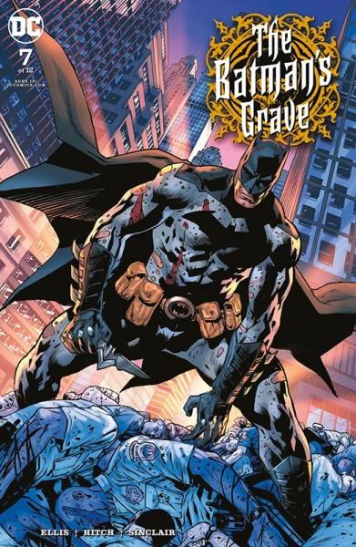 Batmans Grab 2 Hardcover
