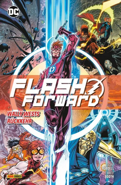 Flash Forward - Wally Wests Rückkehr