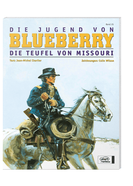 Blueberry 25 - Die Jugend (4)