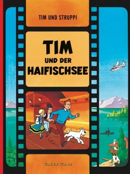 Tim und Struppi 23: Tim und der Haifischsee