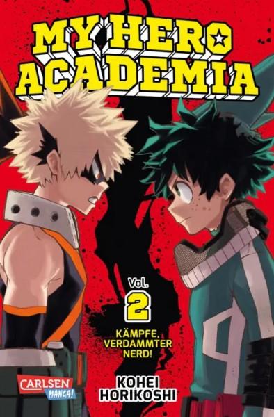 My Hero Academia 2