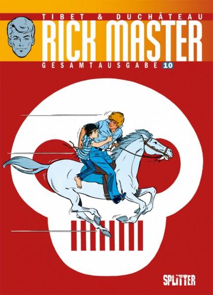 Rick Master Gesamtausgabe 10