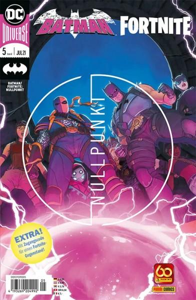 Batman/Fortnite 5
