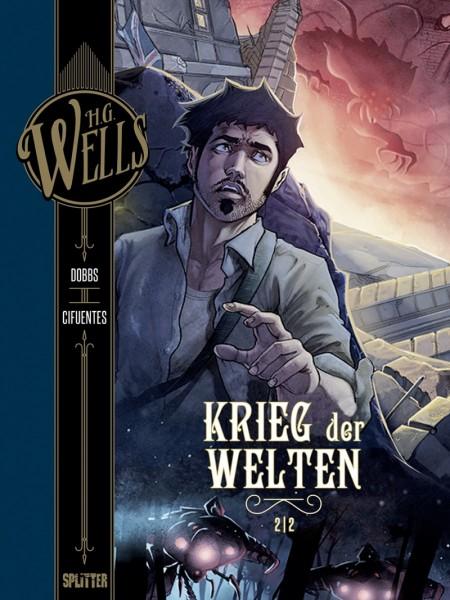 H.G. Wells 03: Krieg der Welten 02