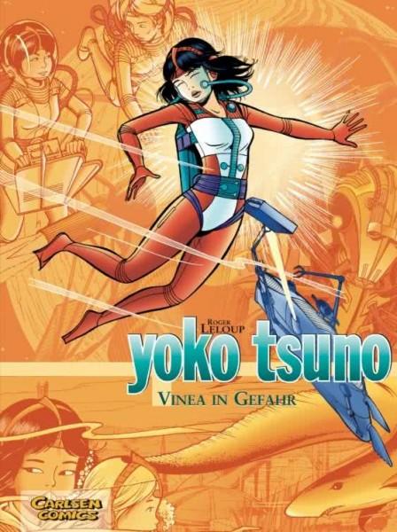 Yoko Tsuno Sammelbände 4: Vinea in Gefahr