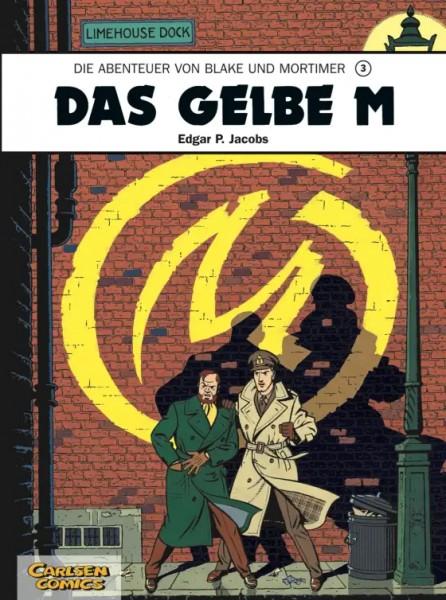 Blake und Mortimer 3: Das gelbe M