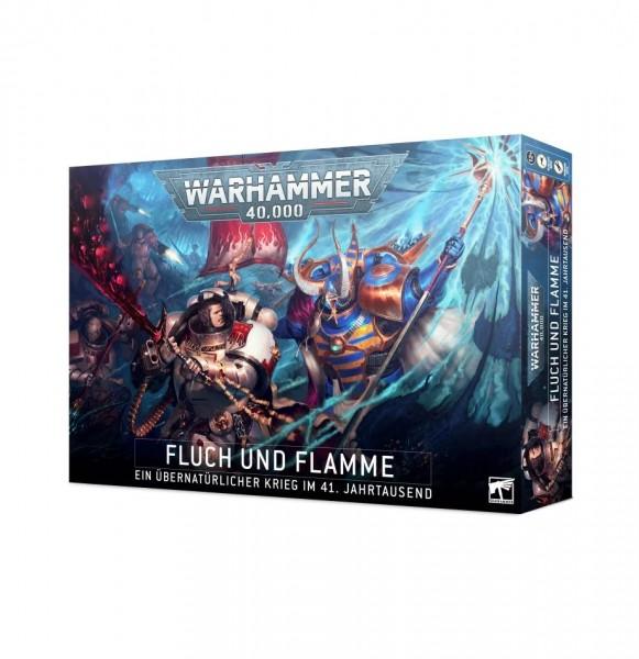 Warhammer 40.000 Battlezone: FLUCH UND FLAMME (DEUTSCH)